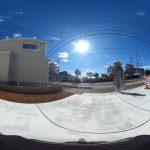【360パノラマ画像】 桶川市神明2丁目 全4棟 2号棟 【不動産 / 新築一戸建て】