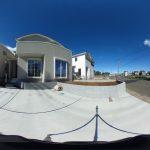 【360パノラマ画像】 桶川市神明2丁目 全4棟 3号棟 【不動産 / 新築一戸建て】