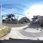 【360パノラマ画像】 上尾市瓦葺 全2棟 2号棟 【不動産 / 新築一戸建て】