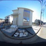 【360パノラマ画像】 上尾市原市 全3棟 1号棟 【不動産 / 新築一戸建て】