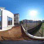 【360パノラマ画像】 上尾市原市 全3棟 2号棟 【不動産 / 新築一戸建て】