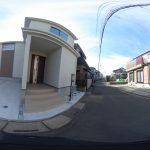 【360パノラマ画像】 上尾市瓦葺 全1棟 【不動産 / 新築一戸建て】