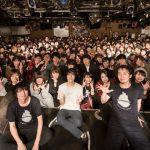 "【音楽図鑑】The Cheserasera ""dry blues tour""    下北沢CLUB Que"