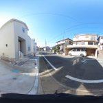 【360パノラマ画像】 上尾市中妻5丁目 全22棟 4号棟 【不動産 / 新築一戸建て】