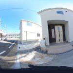 【360パノラマ画像】 上尾市中妻5丁目 全22棟 3号棟 【不動産 / 新築一戸建て】