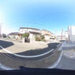 【360パノラマ画像】 上尾市中妻5丁目 全22棟 2号棟 【不動産 / 新築一戸建て】