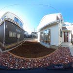 【360パノラマ画像】上尾市上 全4棟 A号棟 【不動産 / 新築一戸建て】