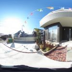 【360パノラマ画像】上尾市上 全4棟 C号棟 【不動産 / 新築一戸建て】
