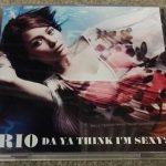 【音楽図鑑】RIO / DA YA THINK I'M SEXY ?