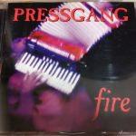 【音楽図鑑】PRESSGANG / fire
